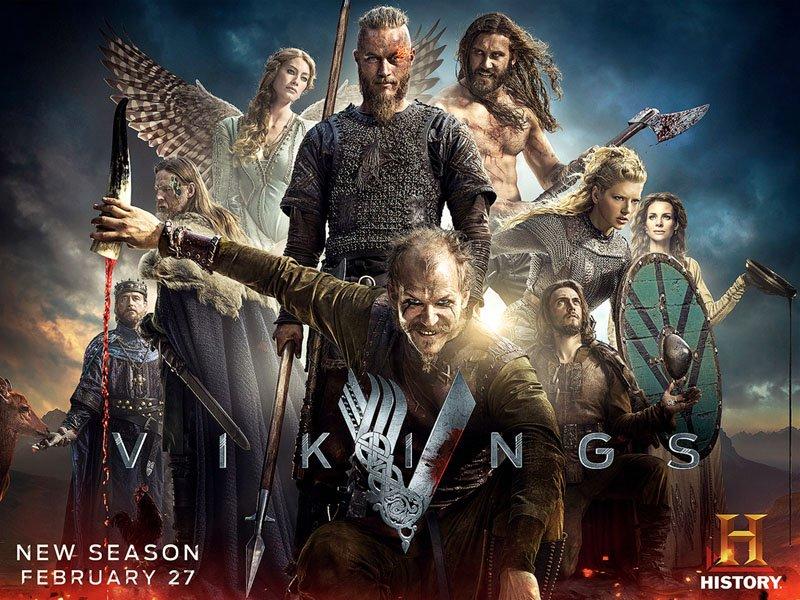 séries viagem escandinavia vikings