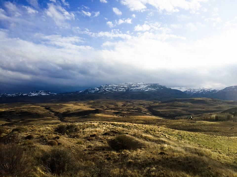 viagem a patagonia sozinho a pé