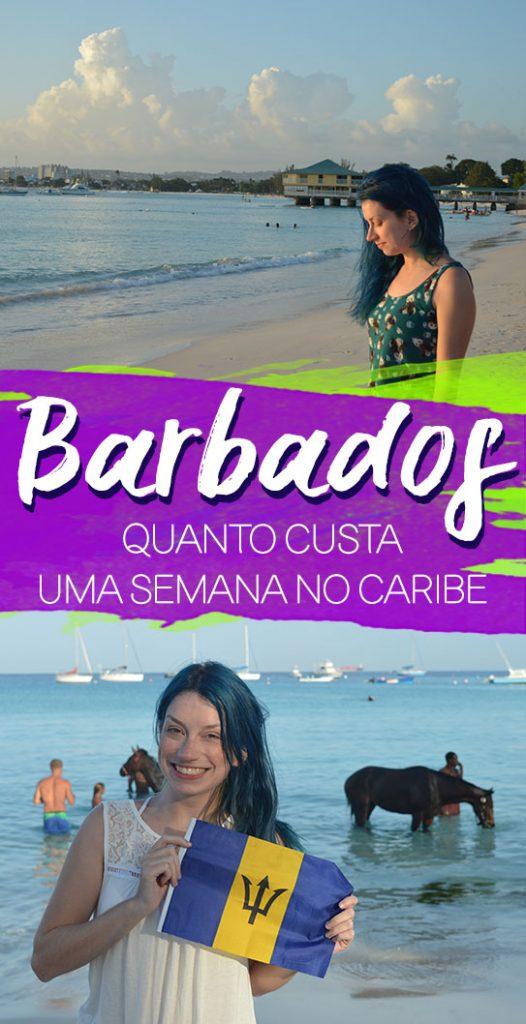 Quanto custa Barbados, gastos com hospedagem, passeios, comida