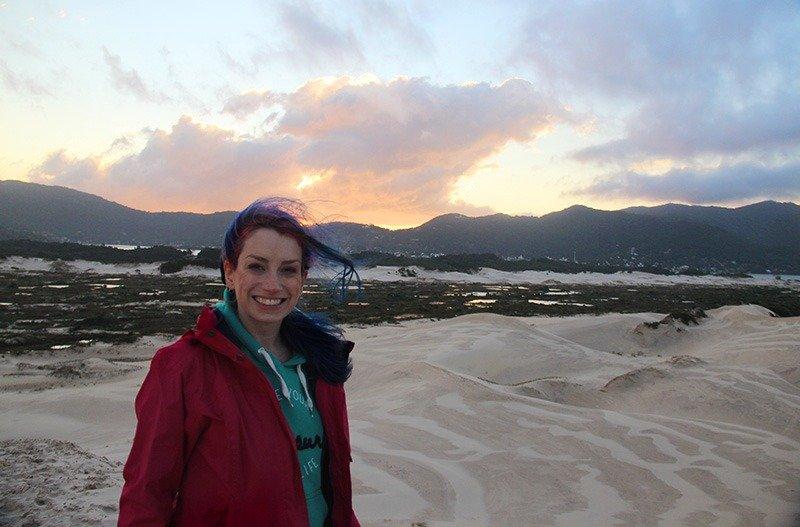 dunas sandboard florianopolis