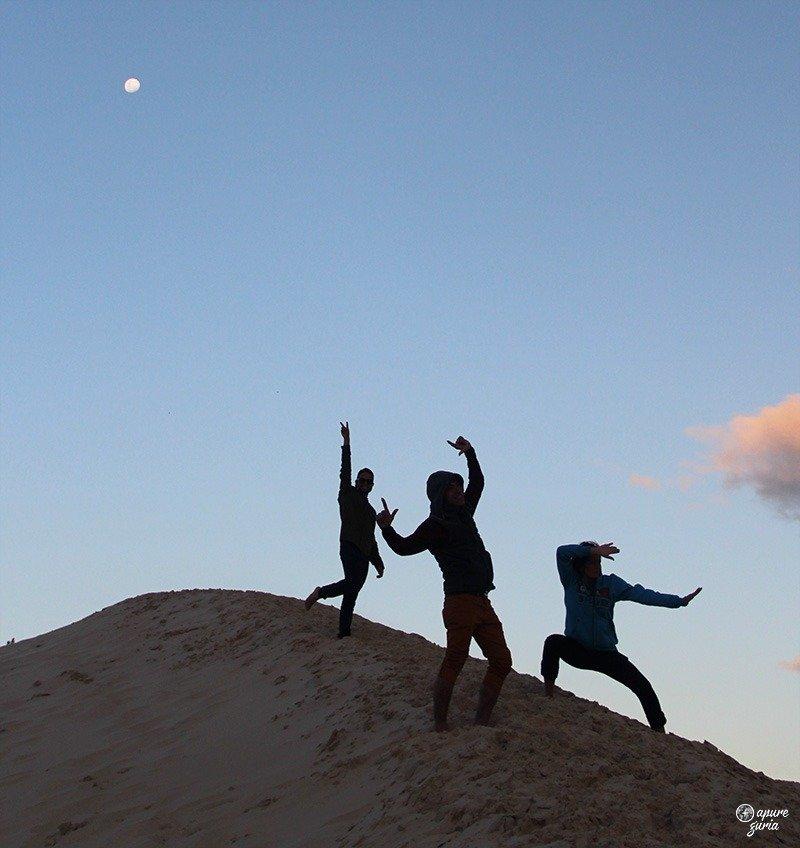 lua dunas da joaquina floripa