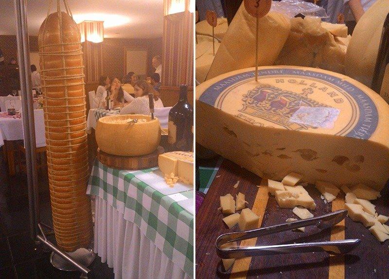 queijos noite italiana foz do iguaçu