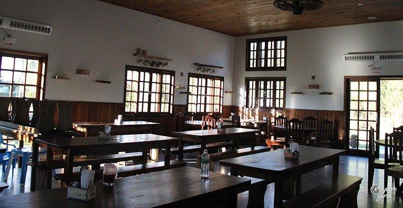 restaurante witmarsum bierwit salão