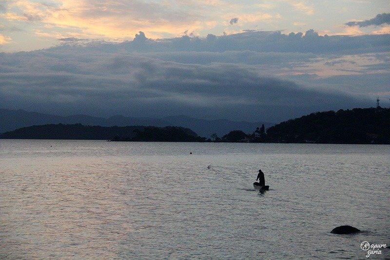 santo antonio de lisboa florianopolis pescador rede