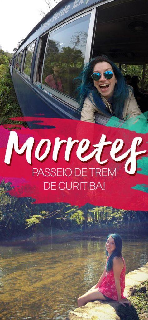 Passeio de trem Curitiba Morretes, dicas e valores