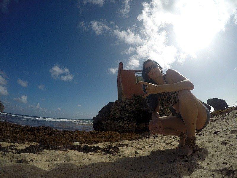 barbados bathsheba casa praia surf