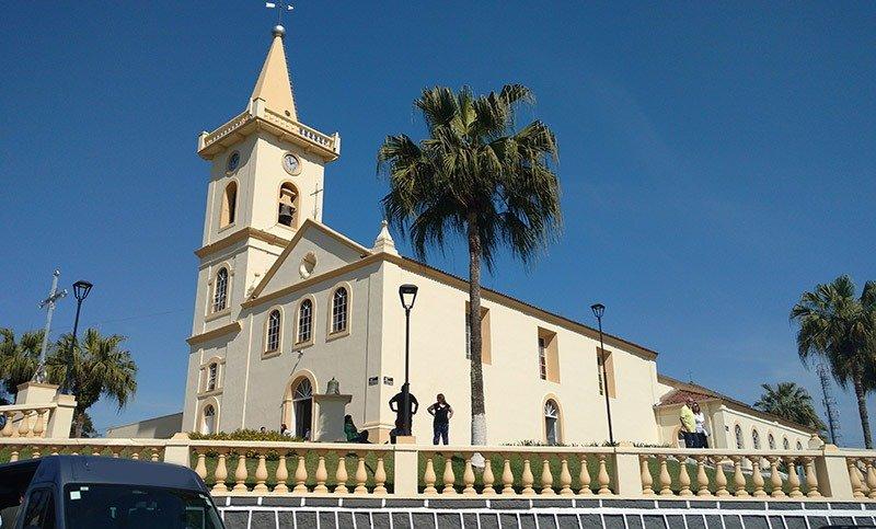 catedral de morretes
