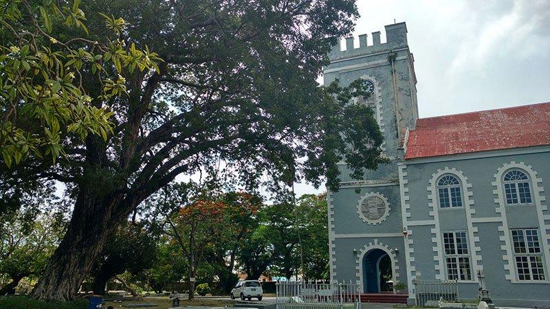 centro-de-bridgetown-barbados-igreja