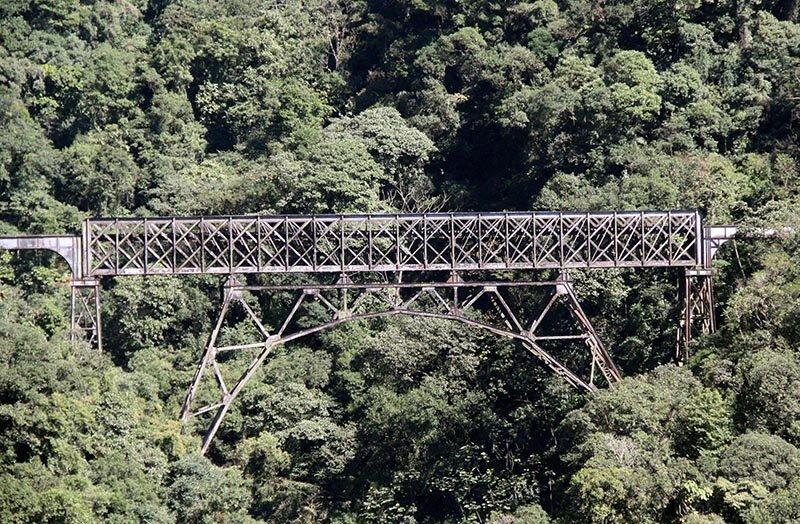 ferrovia morretes ponte são joão