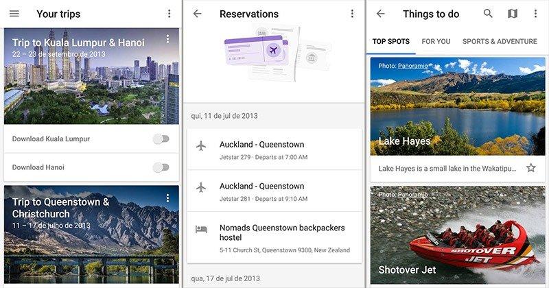 google trips como-funciona
