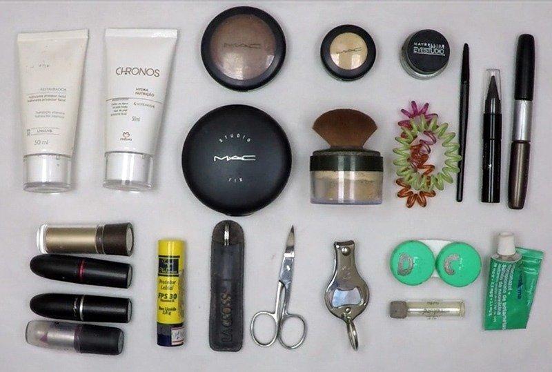 o-que-levar-na-necessaire de viagem-maquiagem