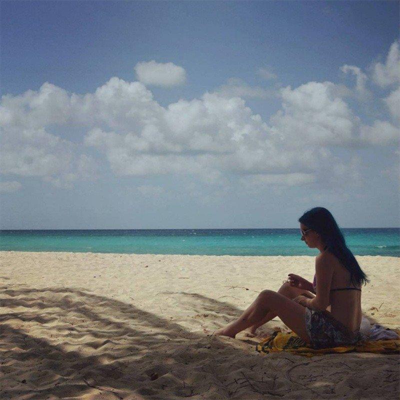 barbados praias mar turquesa