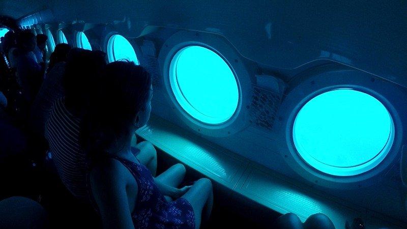 submarino atlantis barbados