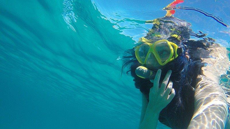 snorkel barbados
