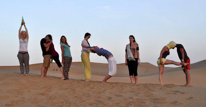 dicas de viagem na Índia deserto-de-jaisalmer-india
