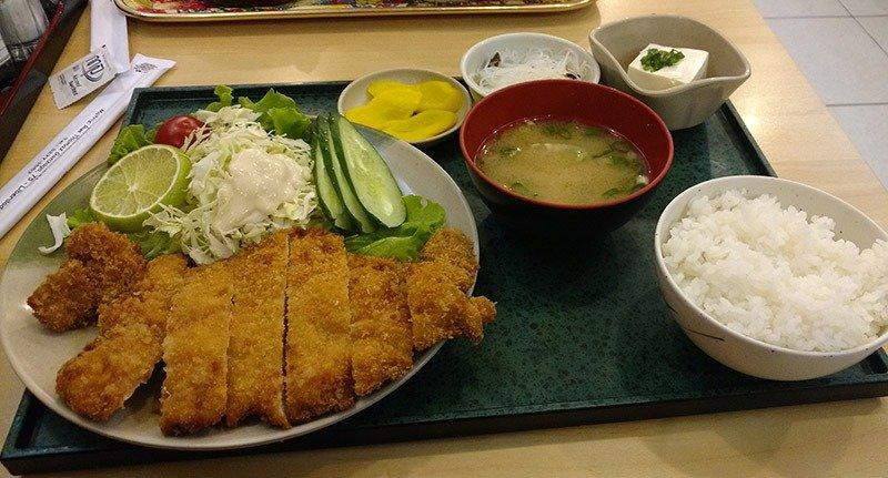porque sim restaurante-tonkatsu-teishoku