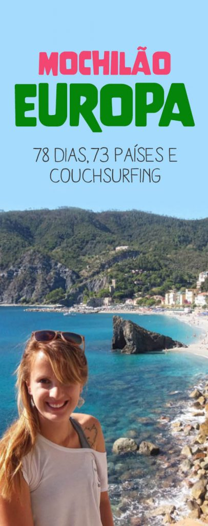 mochilão europa couchsurfing roteiro