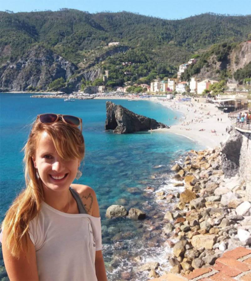 couchsurfing na Europa italia-cinque-terre