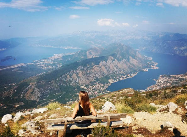 Montenegro é lindíssimo!