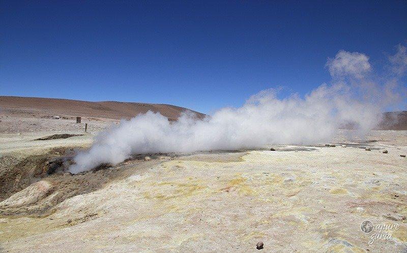 geysers salar de uyuni tour