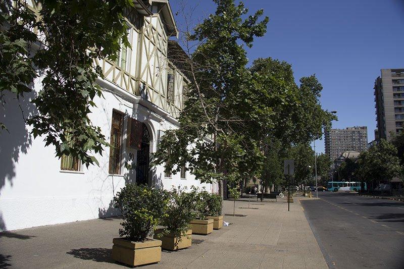 hostel-em-santiago-providencia-entrada