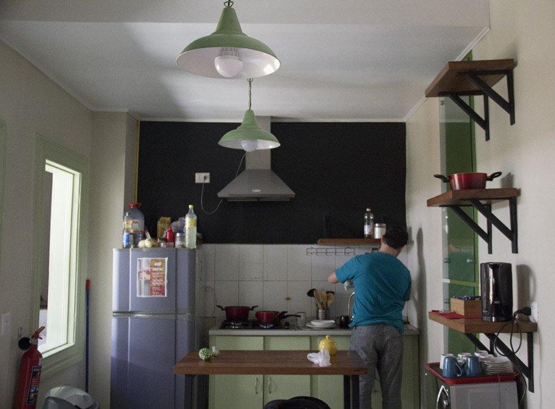 hostel-providencia-em-santiago-cozinha