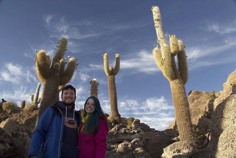 ilha dos cactos salar de uyuni dicas de viagem