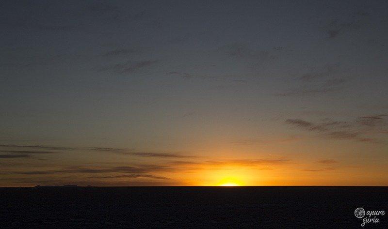 nascer do sol salar de uyuni bolivia