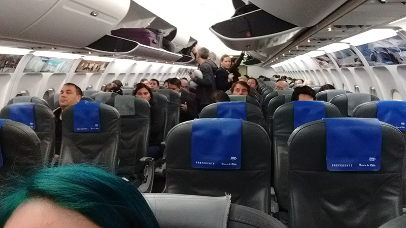 como comprar passagem barata no chile como é voar sky airlines