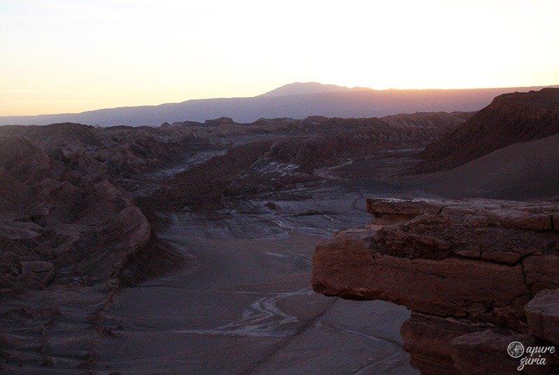 pedra do coiote proibida Valle de La Luna