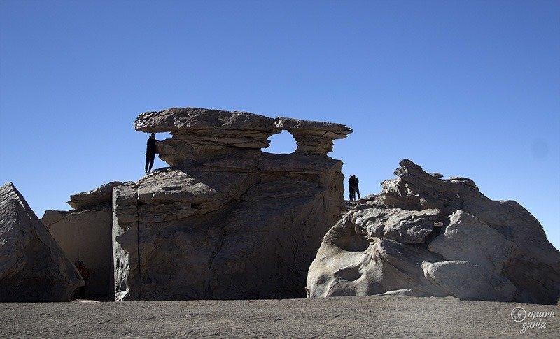 pedras gigantes arbol de piedra salar de uyuni