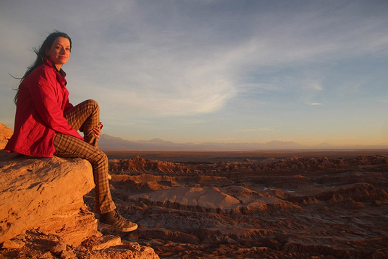 Explorando o Valle de La Luna e Valle de La Muerte