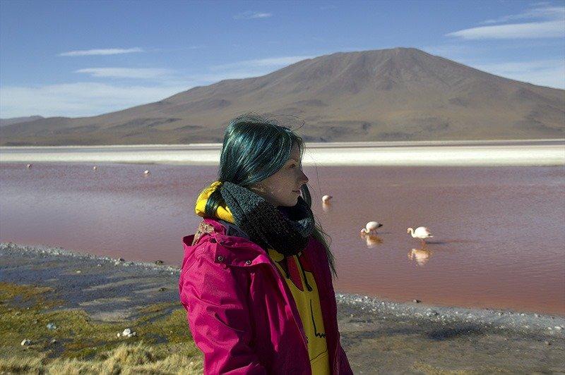salar de uyuni laguna colorada flamingos