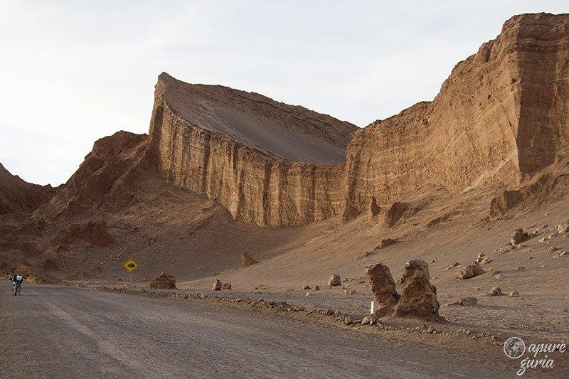 estrada Valle de La Luna
