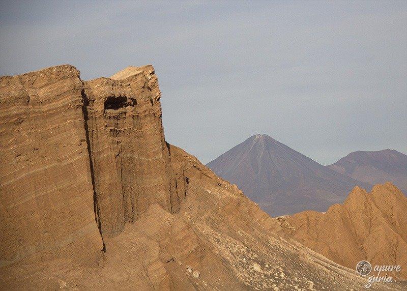 valle de la luna vulcao licancabur
