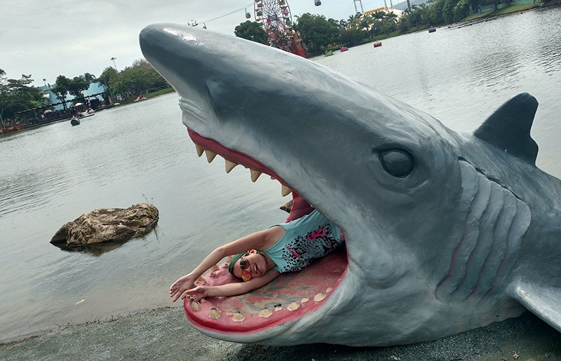 beto carrero world tubarão