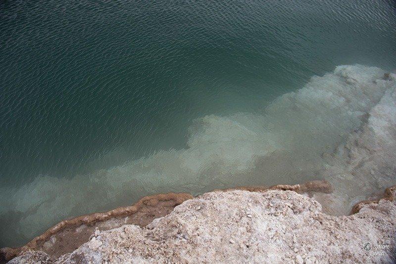 cor das lagunas escondidas atacama azul