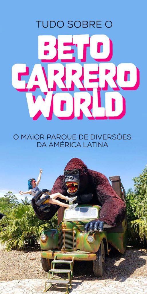 dicas do beto carrero world o maior parque de diversoes da america latina