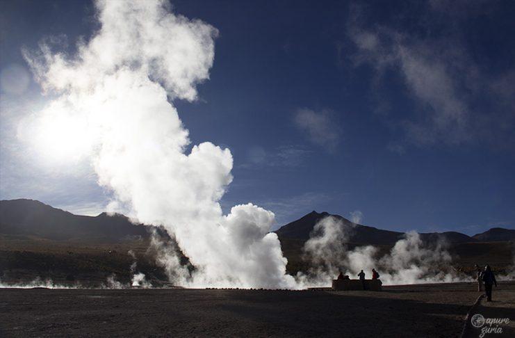 geysers del tatio atacama passeio quanto custa