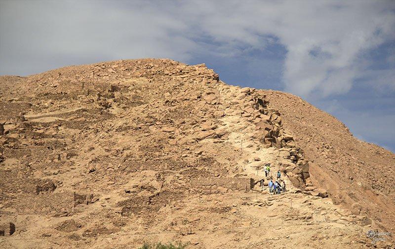 ruinas atacamenhas pukara de quitor