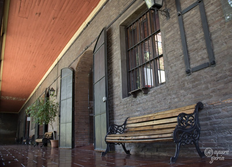 visitar vinicola em santiago cousino macul