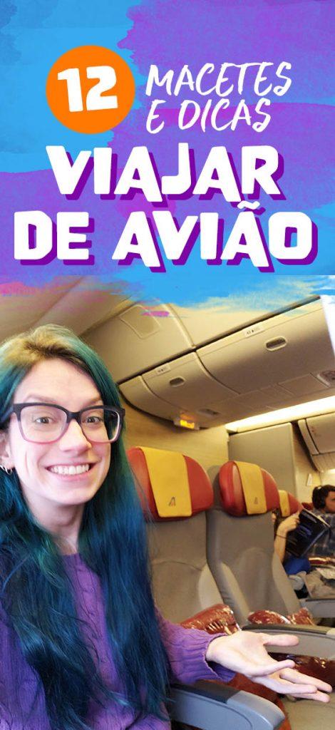 12 dicas e macetes para viajar de avião pela primeira vez
