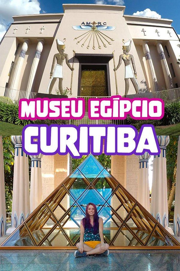 Museu Egípcio em Curitiba, múmia, artefato e cultura do Egito na capital paranaense