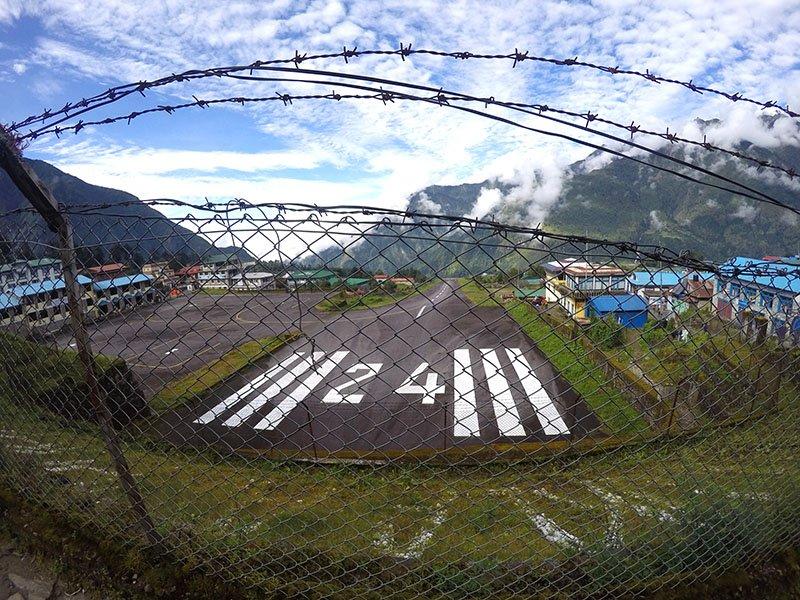 aeroporto lukla mais perigoso do mundo everest camp base