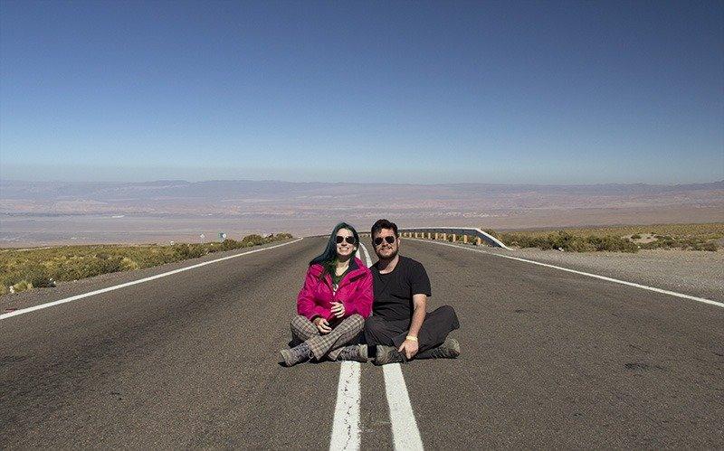 estrada atacama boa divisa bolivia