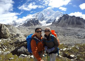 everest trekking campo base o que levar