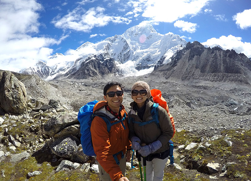 everest base camp trekking campo base o que levar