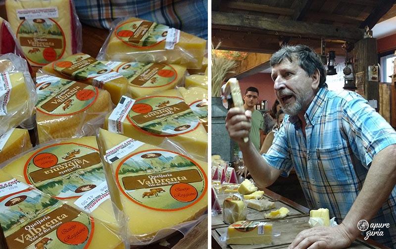 fetina de formaio queijos