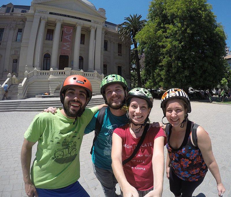 tour bicicleta em santiago la bicicleta verde