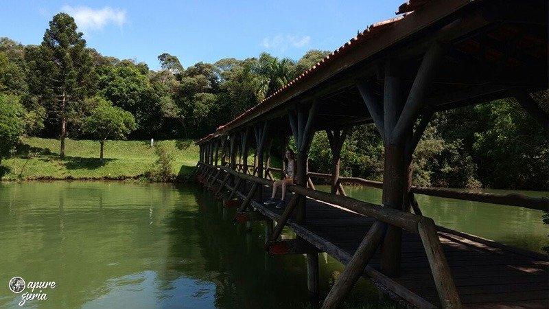 ponte coberta parque passauna